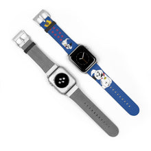 Load image into Gallery viewer, Baduko Blue Watch Band