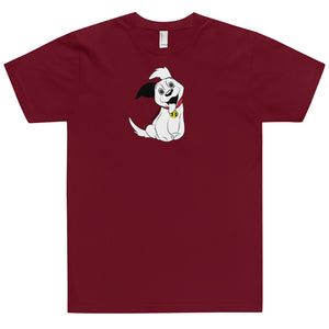 Baduko wags his Tail! T-Shirt