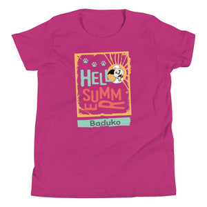 Baduko Hello Summer Shirt