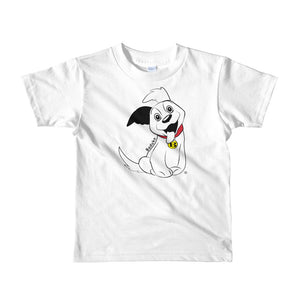 Baduko wags his Tail! Kids Shirt