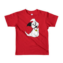 Load image into Gallery viewer, Baduko wags his Tail! Kids Shirt
