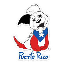 Load image into Gallery viewer, Proud from Puerto Rico stickers