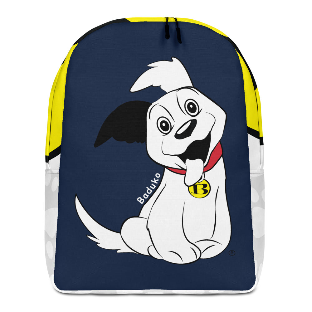 Baduko wags his Tail Backpack