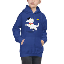 Load image into Gallery viewer, Baduko Frisbee Kids Hoodie