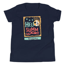 Load image into Gallery viewer, Baduko Hello Summer Shirt
