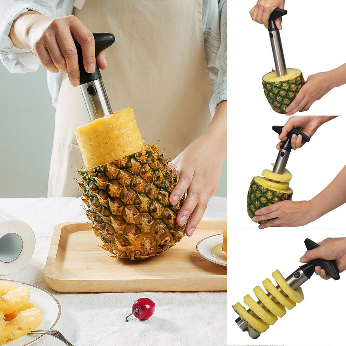 Pineapple Spiral Slicer