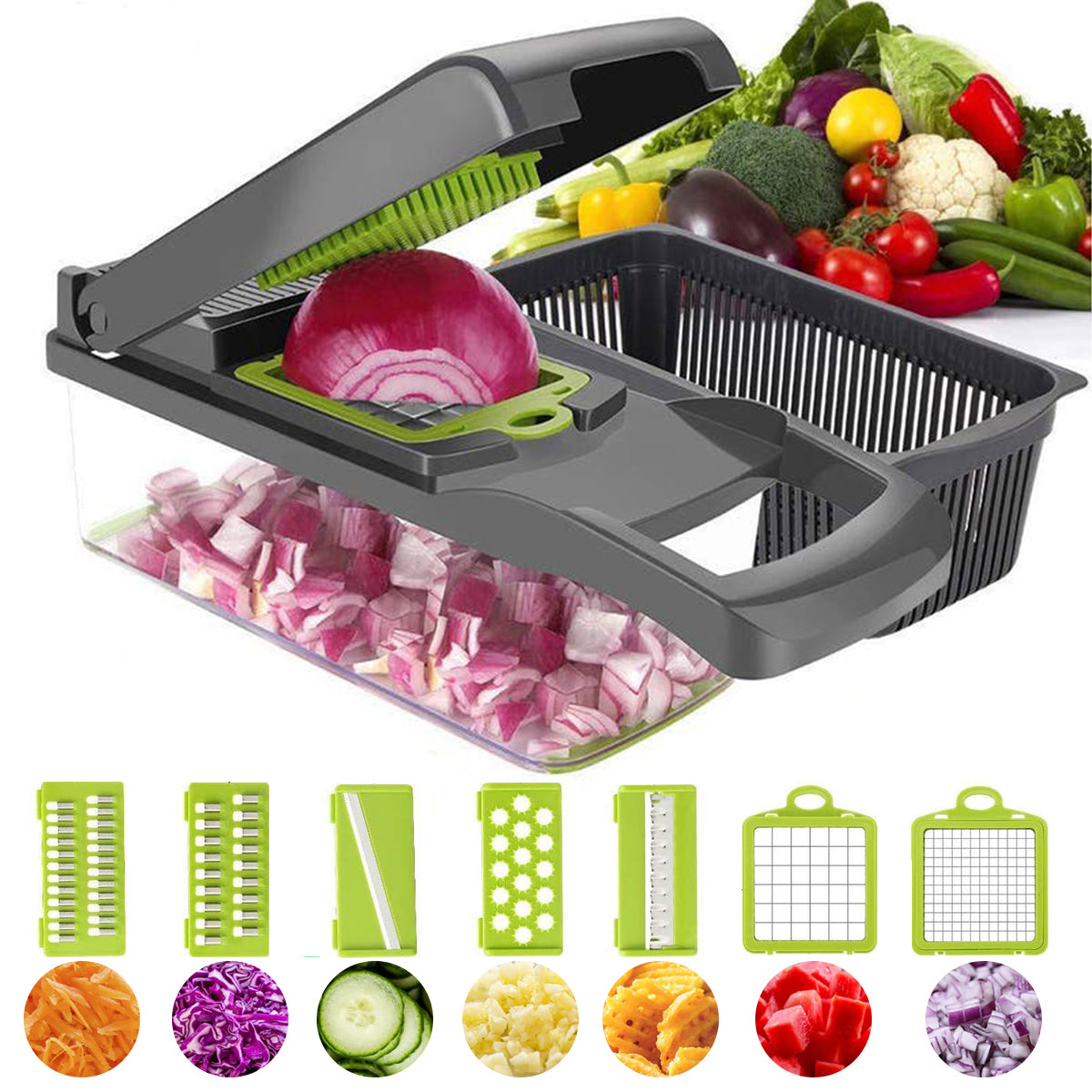 Vegetable Fruit Cutter