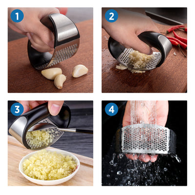 Manual Garlic Presser