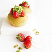 Load image into Gallery viewer, Strawberry Matcha Twirl