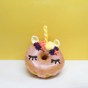 Unicorn Donut