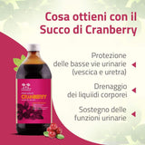 a cosa serve succo di cranberry