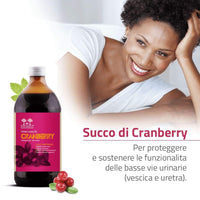 succo di cranberry benefici