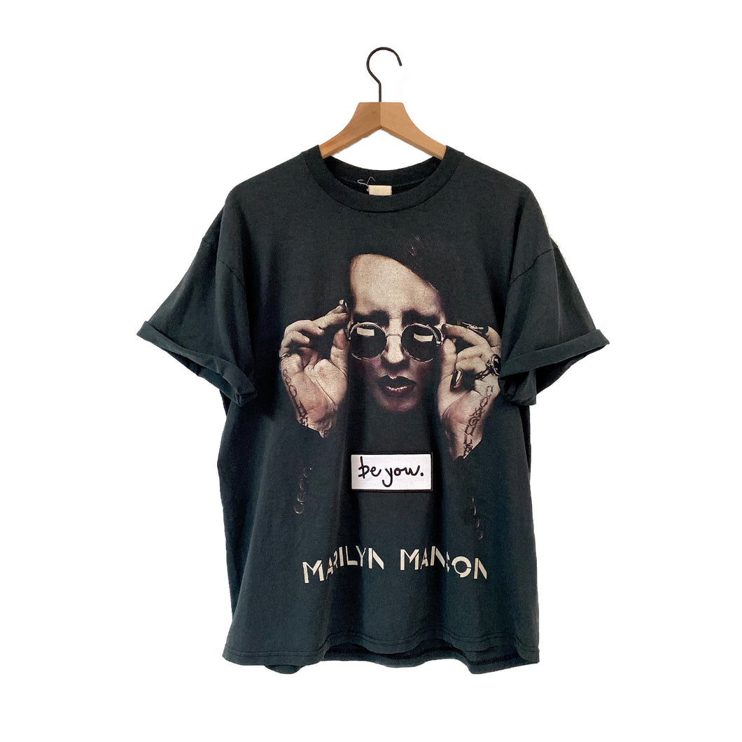 be you. Manson Tee