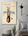 (cv1125) LHD Lion King poster - Remember who you are