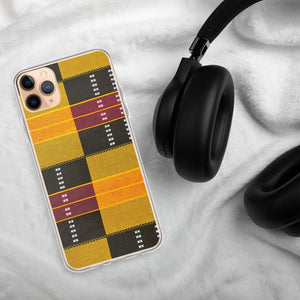 African Print iPhone Case YaYa+Rule