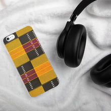 Load image into Gallery viewer, African Print iPhone Case YaYa+Rule