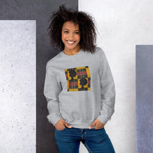 Load image into Gallery viewer, Afro African Print Unisex Sweatshirt YaYa+Rule