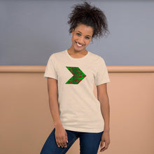 Load image into Gallery viewer, Arrow Color Short-Sleeve Unisex T-Shirt YaYa+Rule
