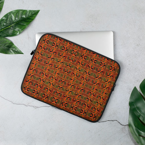 Kente Laptop Sleeve YaYa+Rule