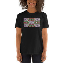 Load image into Gallery viewer, Purple Print Short-Sleeve Unisex T-Shirt YaYa+Rule