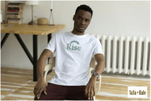 Load image into Gallery viewer, Rise African Print Short-Sleeve Unisex T-Shirt YaYa+Rule