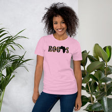Load image into Gallery viewer, Roots African Print Short-Sleeve Unisex T-Shirt YaYa+Rule
