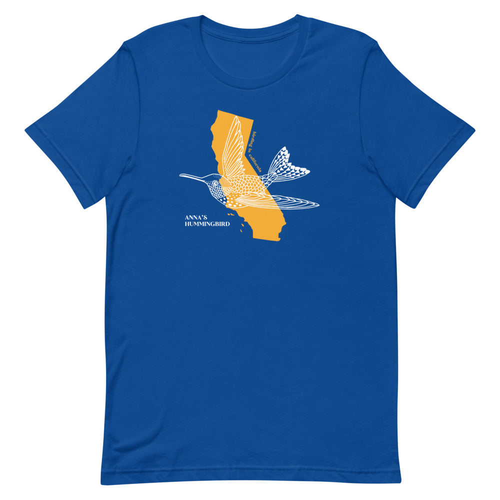 California Hummingbird Unisex T-Shirt