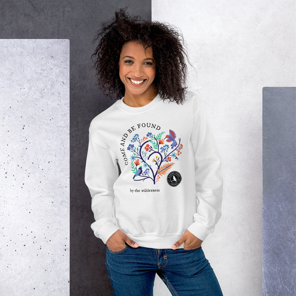 Come And Be Found Sweatshirt