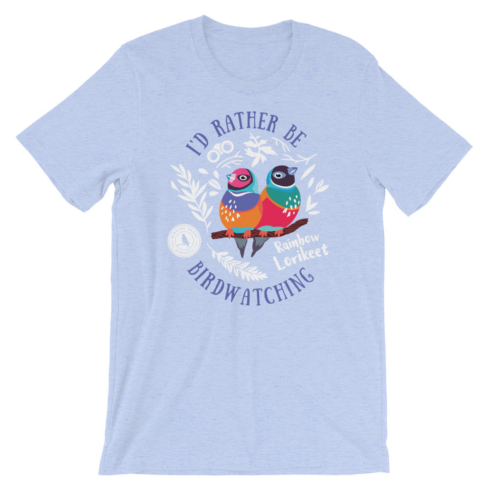 I'd Rather Be Birdwatching Tee