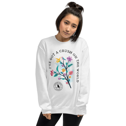 Crush On The World Sweatshirt