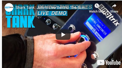 Check out John's Live <em>Shark Tank</em> Demo!