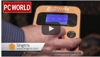 <em>PCWorld</em> reviews Singtrix