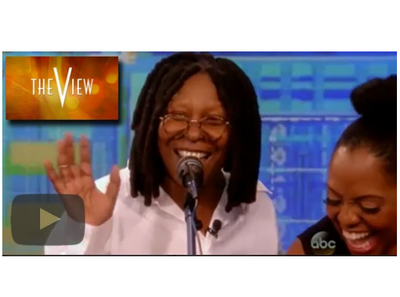 Singtrix featured on <em>The View</em>