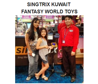 Singtrix Kuwait Fantasy World Toys