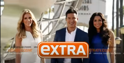 Mario Lopez Singtrix Giveaway on ➜ Extra TV