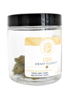 CBD Hemp Flower - Strain: Blueberry Pie