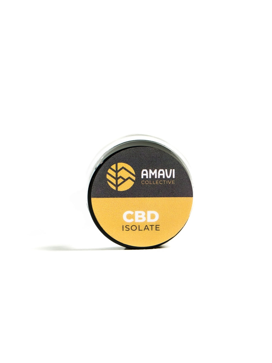Amavi Full Spectrum CBD Isolate