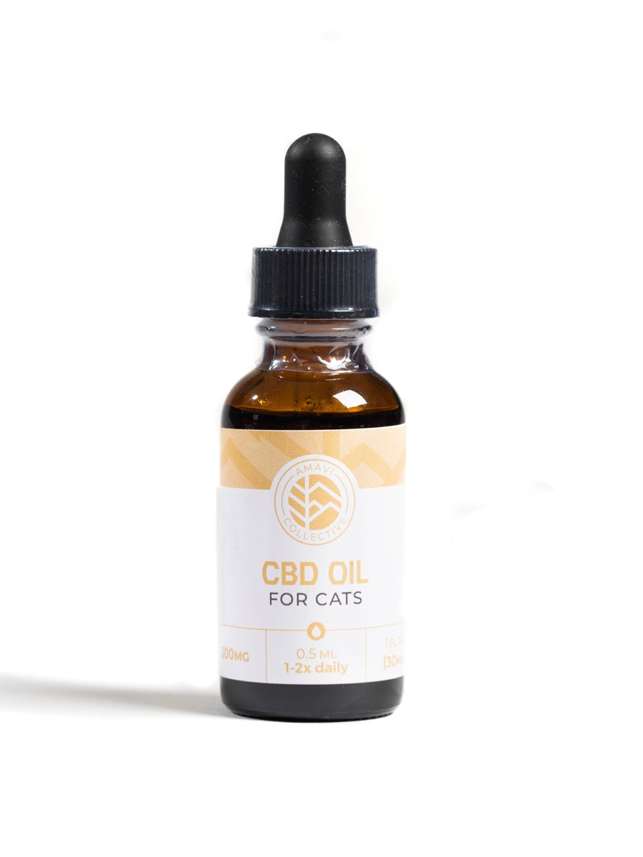 Amavi Full Spectrum CBD for Cats
