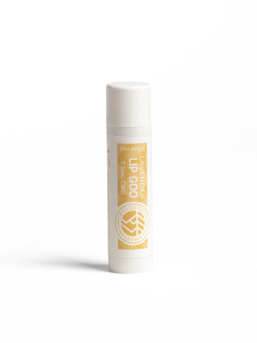 Honey Lip Goo CBD Lip Balm
