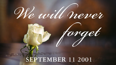 9/11: Forever in Our Hearts