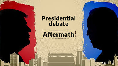 The First Presidential Debate of 2020 - The Aftermath