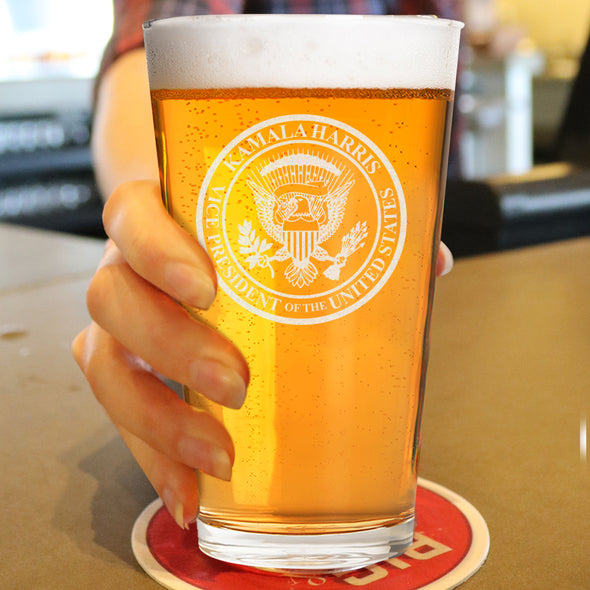 Vice Presidential Seal - Pint Glass
