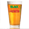 Black History Month - Pint Glass