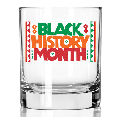 Black History Month - Whiskey Glass