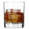 Kamala Definition - Whiskey Glass