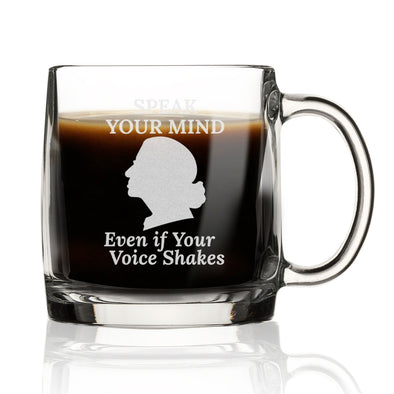 RBG Speak Your Mind - Nordic Mug