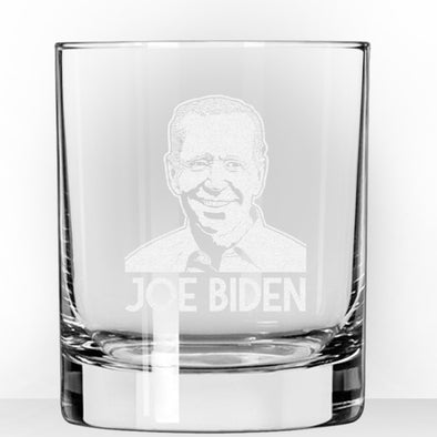 Joe Biden - Whiskey Glass