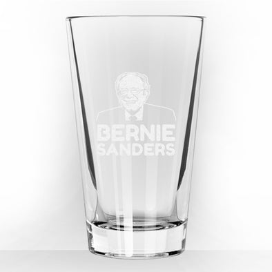 Bernie Sanders - Pint Glass