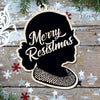 RBG Merry Resistmas Wood Ornament