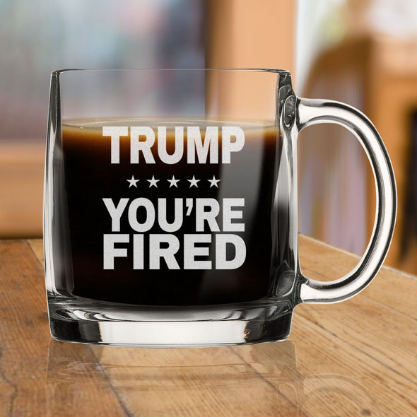 TRUMP You're Fired - Nordic Mug